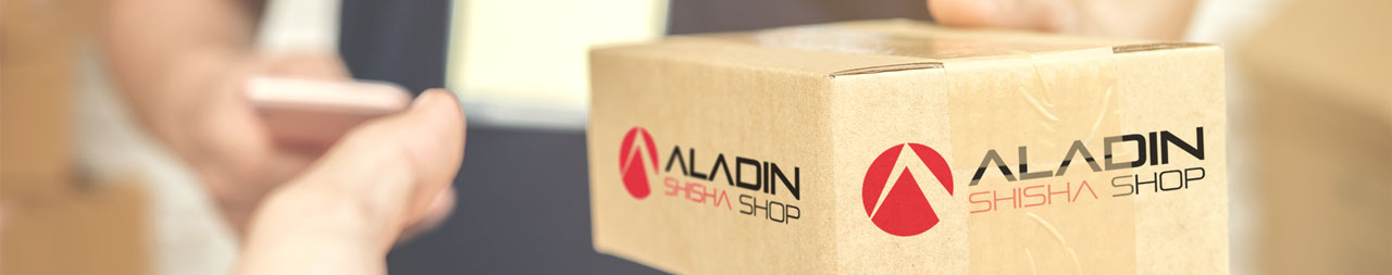 Aladin Shisha Shop Versand- und Lieferkosten